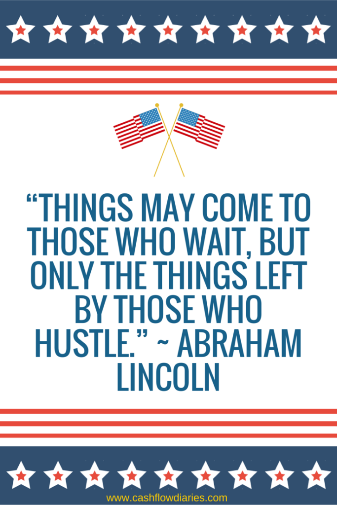 Abraham lincoln inspiration quote