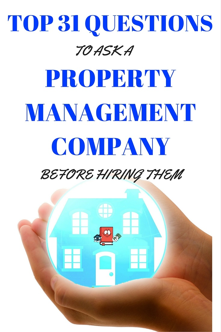 Top 31 Questions to ask a Property manager