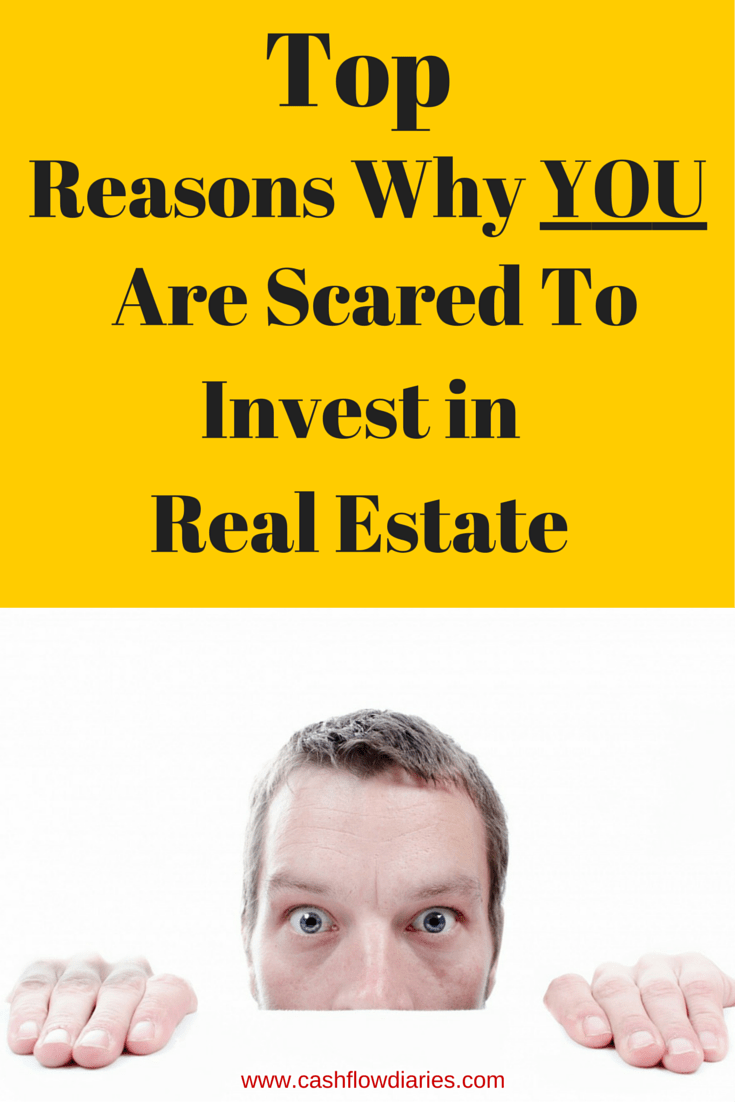 Top Reasons why you are scared to Invest