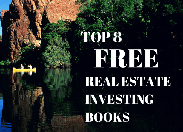 top 8 free real estate investing books