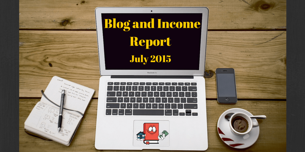 Blog And Income Report 2015
