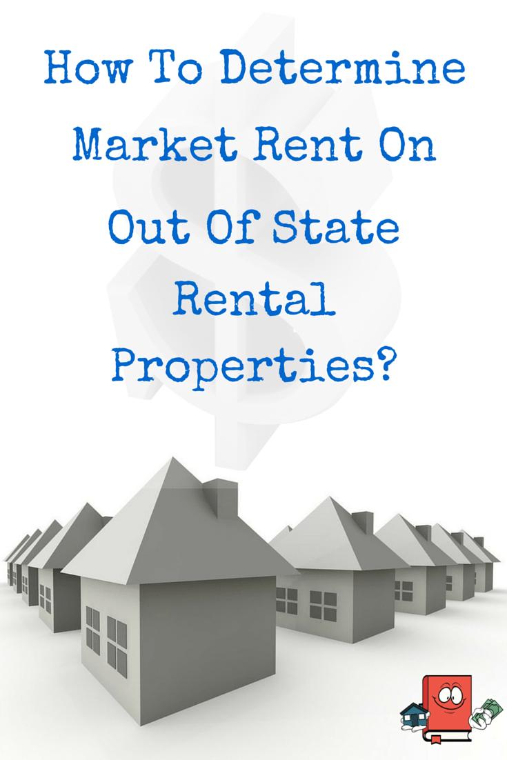 How To Determine Market Rent