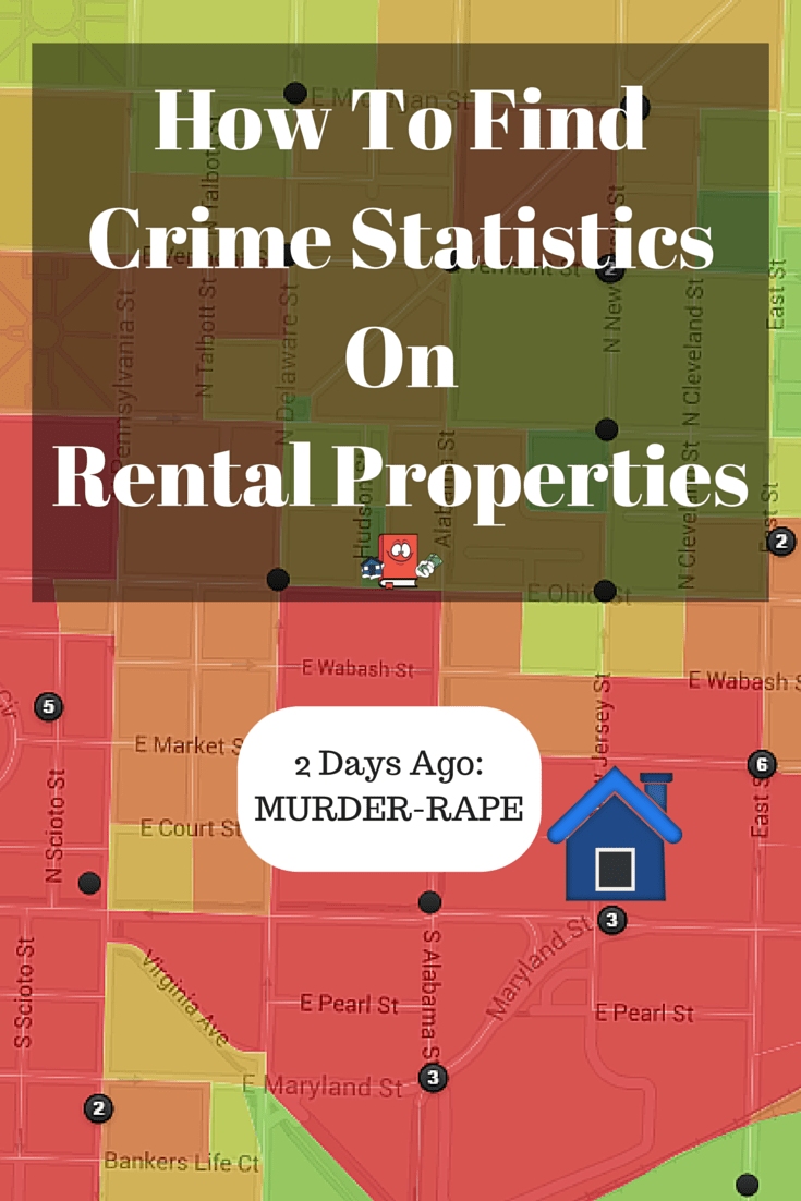 crime stats on out of state rental