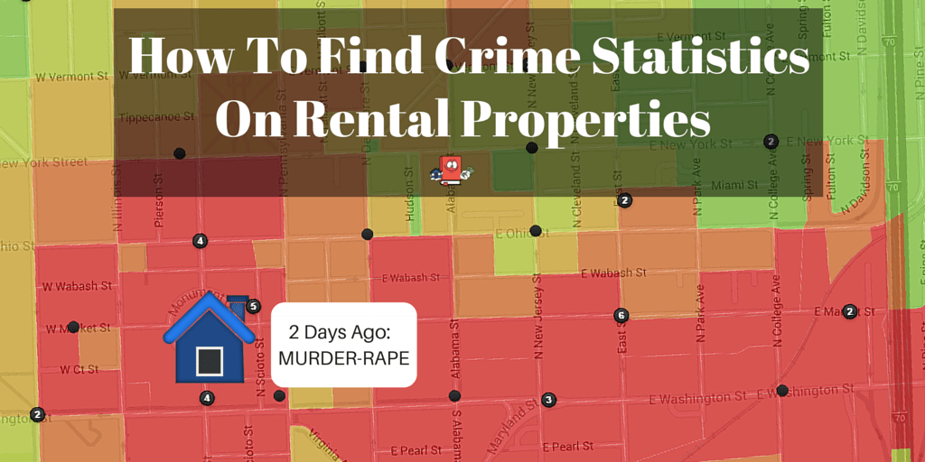 how to find crime stats on rentals