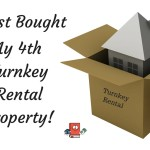 I Just Bought My 4th Turnkey Rental Property!