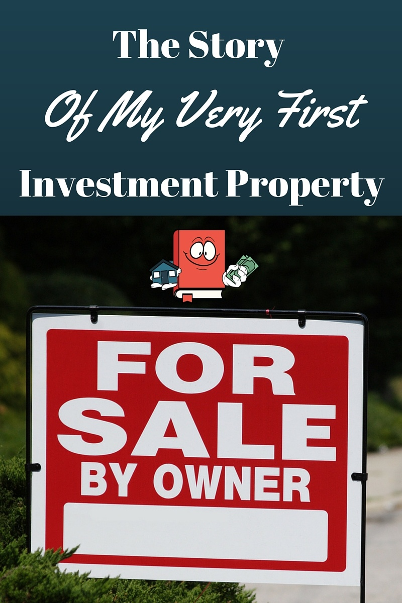 my first investment property - for sale by owner