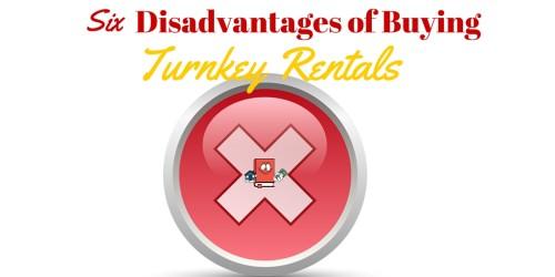 Disadvantages Of Buying Turnkey Rental Properties