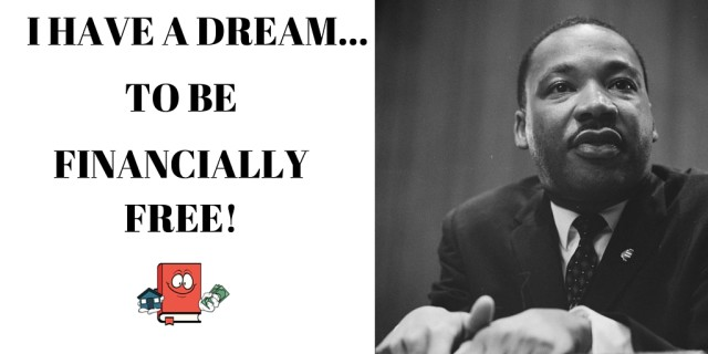 I HAVE A DREAM to be...TWITTER