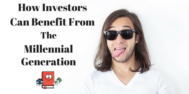 How Investors can benefit from millenials