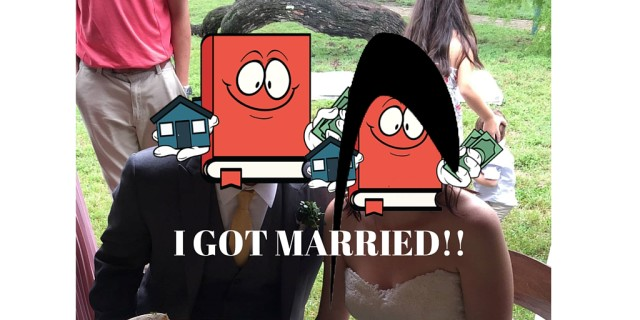 I GOT MARRIED!! TWITTER