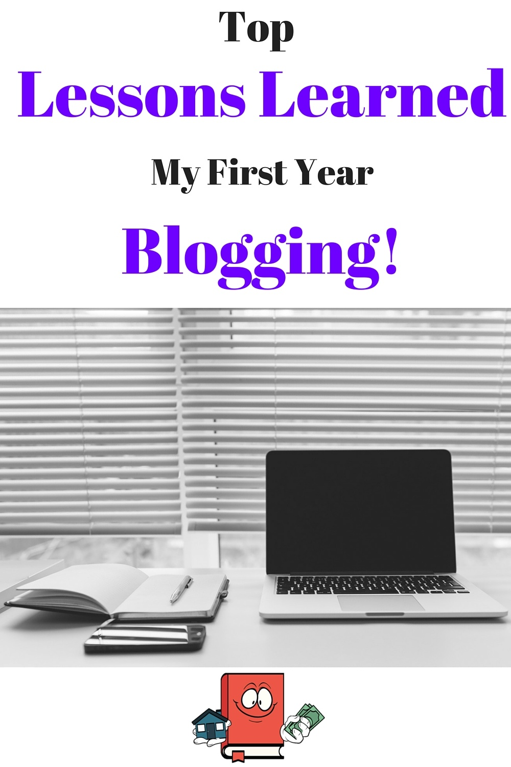 Top Lessons learned first year blogging