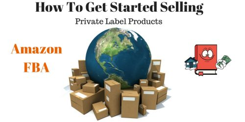 Amazon FBA Business Update – Product is finally listed for sale!