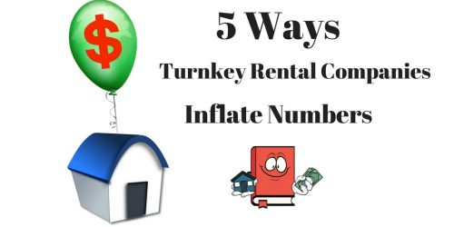 5 Ways Turnkey Companies Inflate Cash Flow Projections
