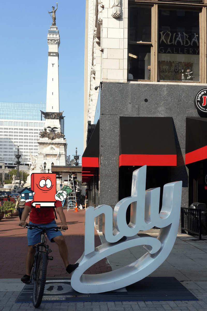 Cash Flow Diaries living in Indianapolis