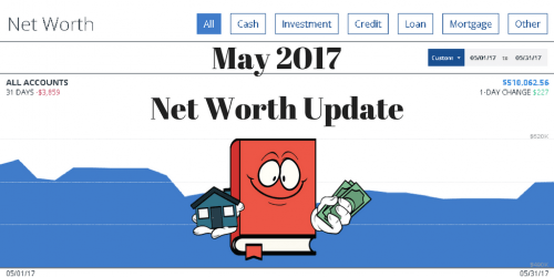 May 2017 Net Worth Update