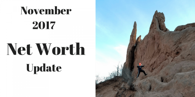 November 17 net worth update